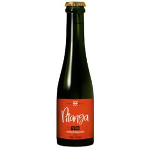 Cerveja Zalaz Spontaneus #10 Pitanga Farmhouse Ale C/ Pitanga - 375ml
