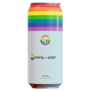 Cerveja EverBrew Brewing Love Project Juicy IPA Lata - 473ml