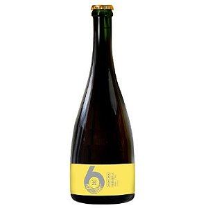 Cerveja Zalaz Spontaneus 6 Anos Farmhouse Ale - 750ml