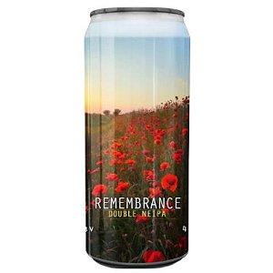 Cerveja Spartacus Remembrance Double NEIPA Lata - 473ml