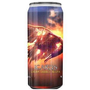 Cerveja Spartacus Icarus Cream Double NEIPA Lata - 473ml