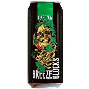 Cerveja EverBrew Breeze Blocks Juicy IPA Lata - 473ml