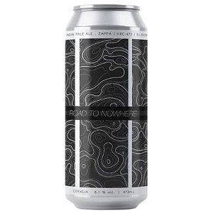Cerveja Koala San Brew Road To Nowhere Double IPA Lata - 473ml