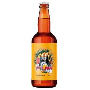 Cerveja HopMundi Pium Triple Sour C/ Cajá, Cajú e Seriguela - 500ml