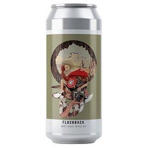 Cerveja Octopus Flashback West Coast Triple IPA Lata - 473ml