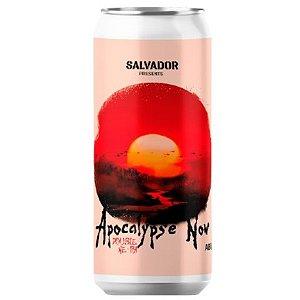 Cerveja Salvador Brewing Co Apocalypse Now Double New England IPA Lata - 473ml