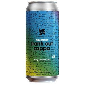 Cerveja Synergy Frank Out Zappa Hazy Double IPA Lata - 473ml