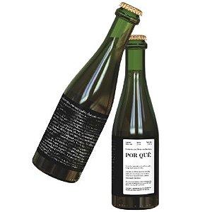 Cerveja Devaneio do Velhaco Por Quê 4 Fermentação Mista em Barrica C/ Amora - 375ml