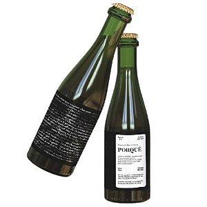 Cerveja Devaneio do Velhaco Porquê 1 Fermentação Mista em Barrica - 375ml