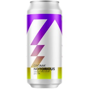 Cerveja Croma Notorious DDH Juicy IPA Lata - 473ml