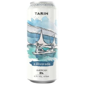 Cerveja Tarin A Alvorada New England IPA Lata - 473ml