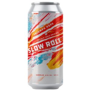 Cerveja Koala San Brew Slow Roll Double IPA Lata - 473ml