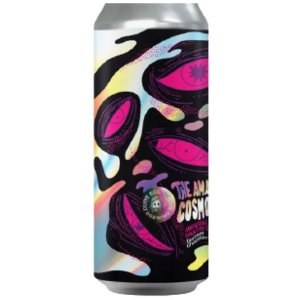 Cerveja Dude Brewing The Amazing Cosmos German Chocolate Cake Pastry Stout Lata - 473ml