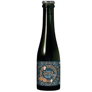 Cerveja Dádiva Sept 40% Wine-Beer Hybrid (Belgian Strong Golden Ale) - 375ml