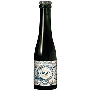 Cerveja Dádiva Sept 20% Wine-Beer Hybrid (Belgian Strong Golden Ale) - 375ml