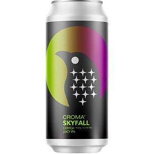 Cerveja Croma Skyfall Juicy IPA Lata - 473ml