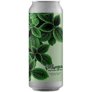 Cerveja Tábuas Folhagem Dry Hopped Pilsner Lata - 473ml