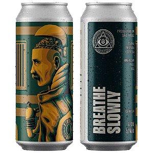 Cerveja Dogma Breathe Slowly Hazy APA Lata - 473ml