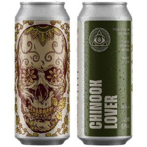 Cerveja Dogma Chinook Lover Double IPA Lata - 473ml