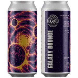 Cerveja Dogma Galaxy Bounce Tripe IPA Lata - 473ml