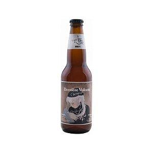 Cerveja Dieu du Ciel Derniere a Volonte Brett Belgian IPA - 341ml