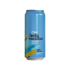 Cerveja Urbana Lacto Vacillus Berliner Weisse Lata - 473ml