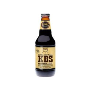 Cerveja Founders KBS Imperial Stout Bourbon Barrel Aged - 355ml