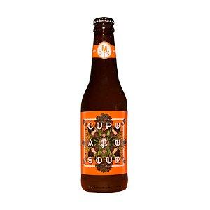 Cerveja Morada Cia Etílica Cupuaçu Sour Oatmeal Berliner Saison - 355ml