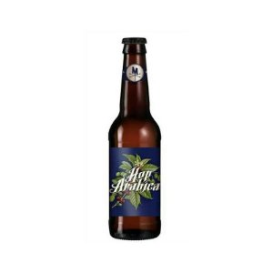 Cerveja Morada Cia Etílica Hop Arábica Coffee Blond Ale - 355ml