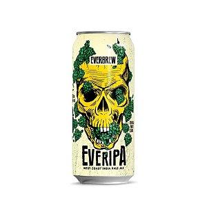 Cerveja EverBrew EverIPA American IPA Lata - 473ml