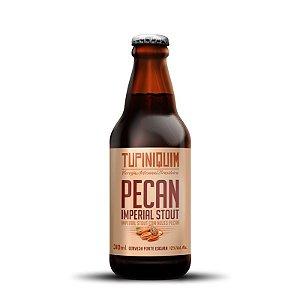Cerveja Tupiniquim Pecan Imperial Stout - 310ml