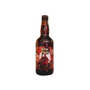 Cerveja Hocus Pocus Coffee Hush American Amber Ale - 500ml
