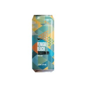 Cerveja Dádiva Venice Beach Session IPA Lata - 473ml
