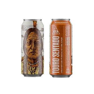 Cerveja Dogma Touro Sentado American IPA Lata - 473ml