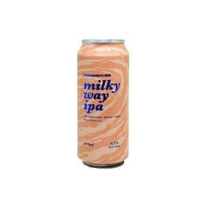 Cerveja Three Monkeys Milky Way IPA New England IPA Lata - 473ml