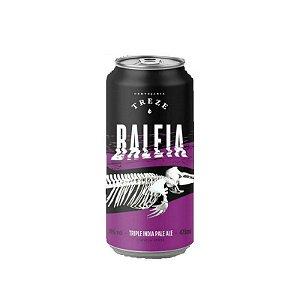 Cerveja Treze Baleia Triple IPA Lata - 473ml