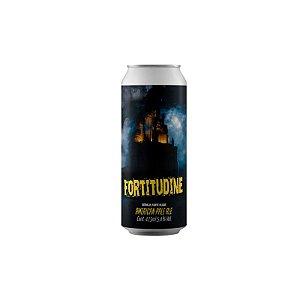 Cerveja Synergy & 5 Elementos Fortitudine New England APA Lata - 473ml