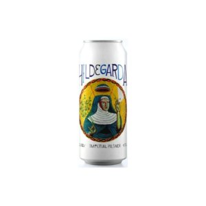 Cerveja Dádiva & Titobier Hildegarda Imperial Pilsner Lata - 473ml