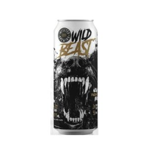 Cerveja Infected Brewing Wild Beast New England IPA Lata - 473ml