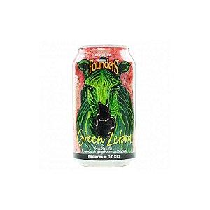 Cerveja Founders Green Zebra Gose Lata - 355ml