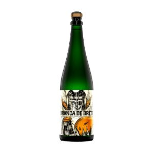 Cerveja Dogma Branca de Brett American Wild Ale com Brettanomyces, Manga e Abacaxi - 750ml