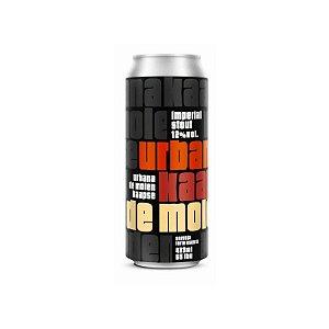 Cerveja Urbana, De Molen & Kaapse Imperial Stout Lata - 473ml