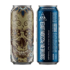 Cerveja Dogma Southern Passion Lover Imperial IPA Lata - 473ml