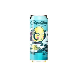 Cerveja Ruradélica Ales Bloom American Blond Ale Lata - 473ml