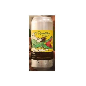 Cerveja Ruradélica Ales Crocodilo Double IPA Lata - 473ml