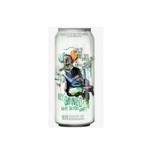Cerveja Juan Caloto Hey Gringo, What Do You Want? New England IPA Lata - 473ml