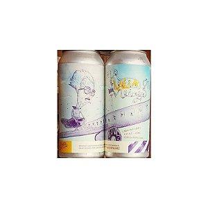 Cerveja Avós A Véia Viaja 2 New England India Pale Lager Lata - 473ml
