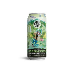 Cerveja Satélite HopSat P03 New England IPA Lata - 473ml