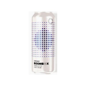 Cerveja Croma BoomBox Double Juicy IPA Lata - 473ml