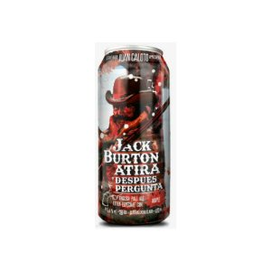 Cerveja Juan Caloto Jack Burton Atira Y Despues Pergunta English Pale Ale C/ Maple Lata - 473ml